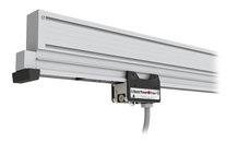 "Aluminum profile ""Bestapower A180"" with integral compressed air supply and high load"